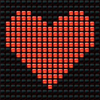 Dotted Valentine