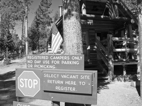 Signs and Symbols in Yellowstone