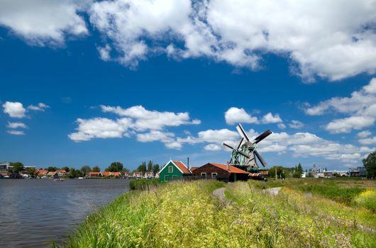 Dutch village
