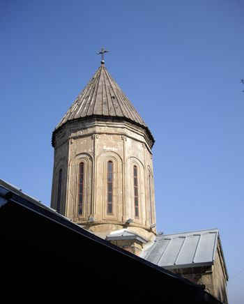 Dome of church
