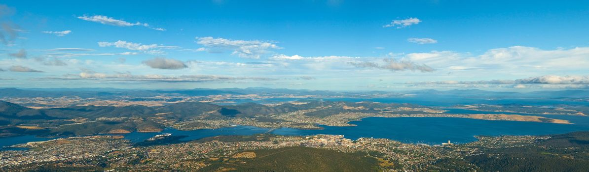 Top of Mount Wellington, Tasmania