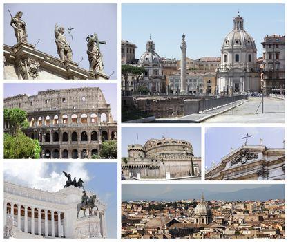 Roman attraction