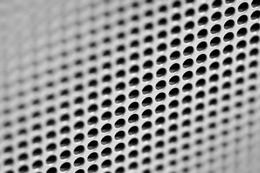 Abstract background - ventilation grille