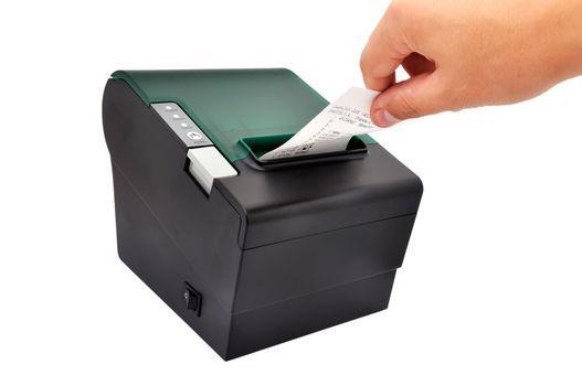 printer and check