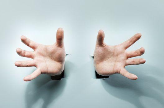 Strange Hands