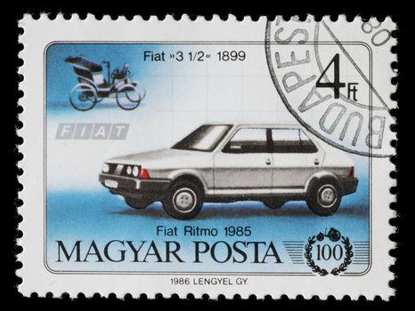 Fiat Stamp