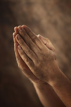 Humble prayer