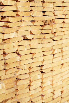 Rough timber