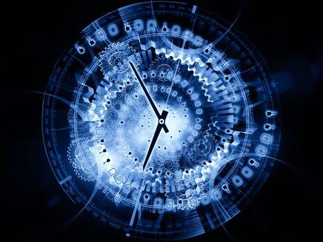 Time mechanics