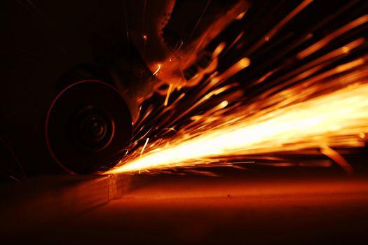 metal sawing