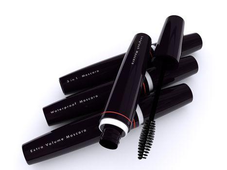 Black Series Mascaras