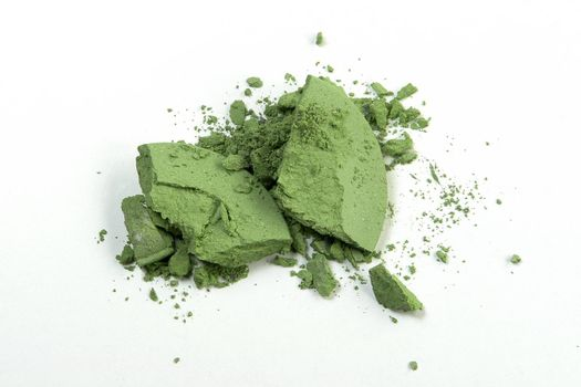 crushed eyeshadow - makeup for fashion and beauty magazines