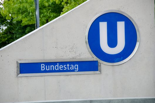 Berlin Signs and Symbols