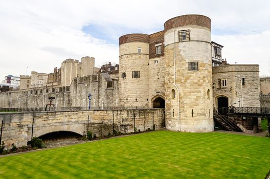 Tower of London, Historical Site, London, UK