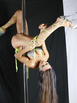 Pole Acrobat
