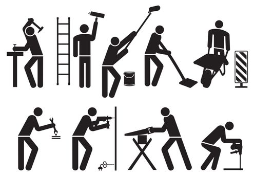 Craftsmen pictogram