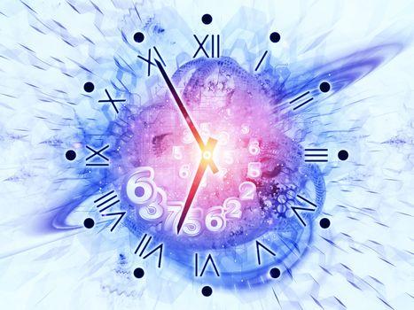 Clock dynamic