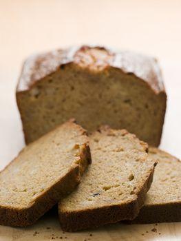 Loaf of Ginger Cake