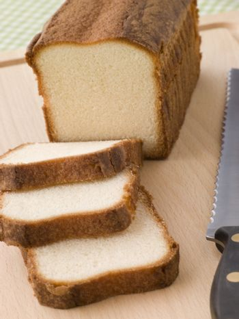Slices of Maderia Cake