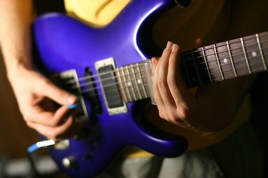 guitar solo