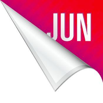 June corner tab