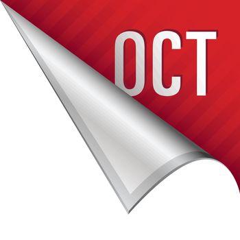 October corner tab