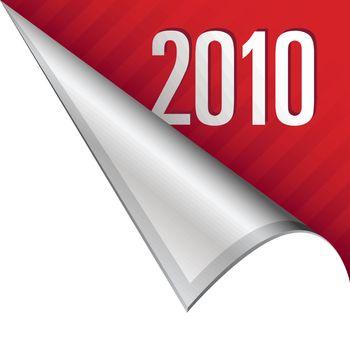 2010 corner tab