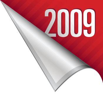 2009 corner tab