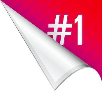 #1 corner tab