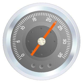 Gauge or meter vector