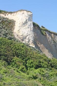 cromer beach cliffs