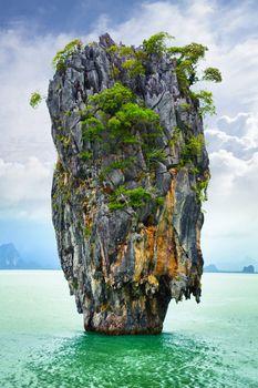 Bond island in Thailand