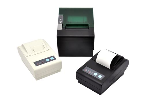 three thermal  printer