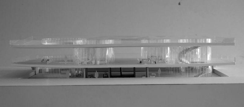 architectural model conceptual