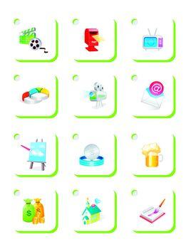 icon , multimedia, music
