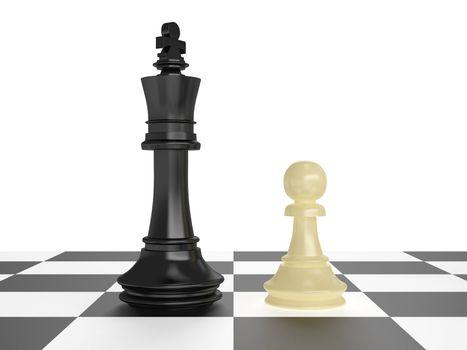 Confrontation Concept