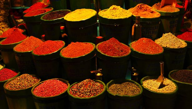 Diversity of spices