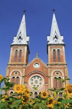 Ho Chi Minh Basilica
