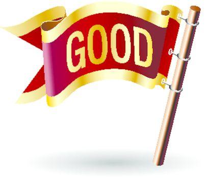 Good royal flag
