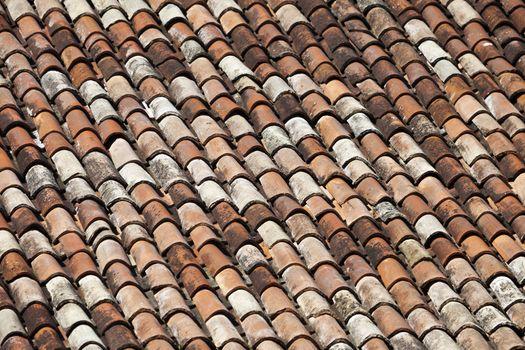 Worn Roof