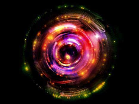 Fractal Disc