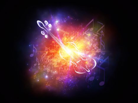 The Escape of Music