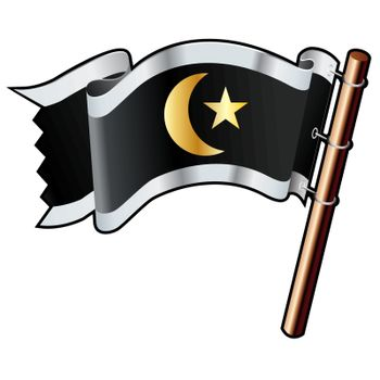 Islam pirate flag