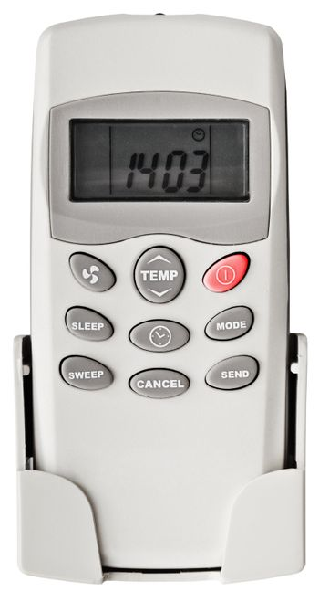 Remote control for household air-conditioner