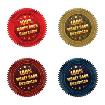 golden money back 100% guarantee set