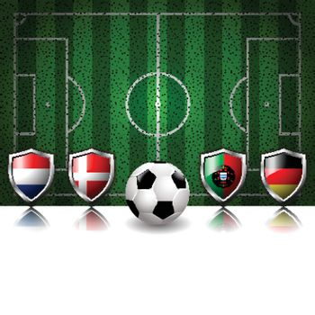 Participating Group B of Europe s biggest soccer competition