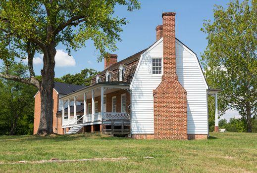 Thomas Stone house Port Tobacco Maryland
