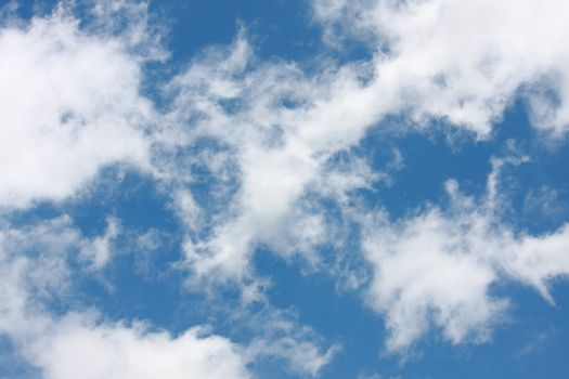 scattering cloud