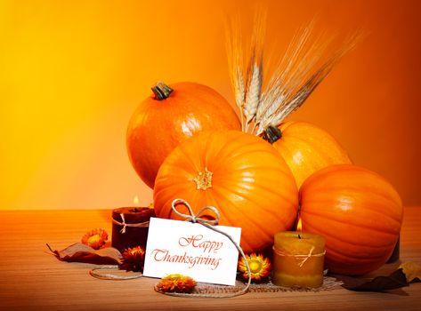 Thanksgiving holiday decoration