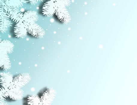 Christmas cool background